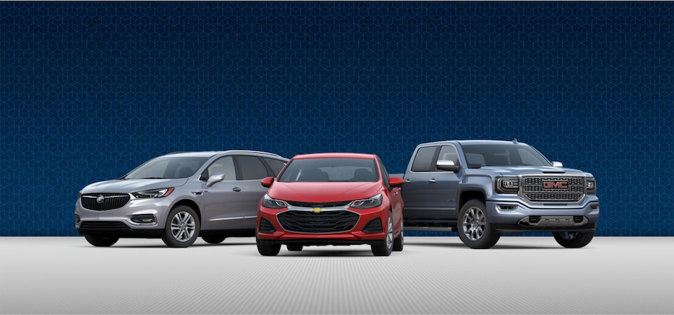GM Certified Pre-Owned (CPO) Vehicle lineup
