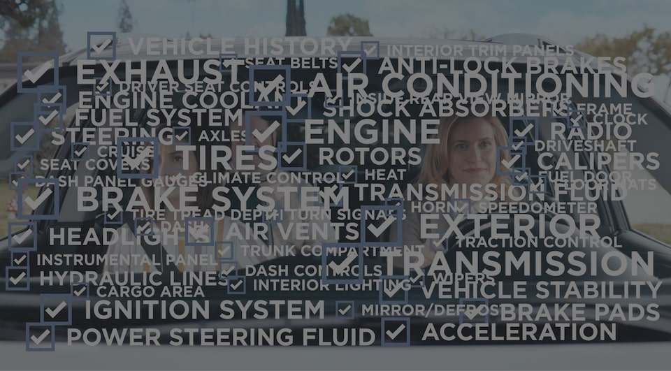 Certified Pre-Owned: Vehicle Inspection Video