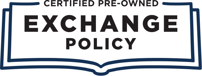 Certified Pre-Owned (CPO) Exchange Policy Logo