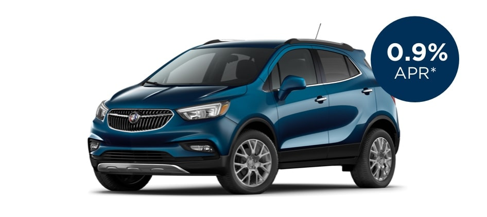 Certified Pre-Owned Buick Encore with 0.9% APR for 60 Months for  Well-Qualified Buyers