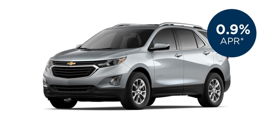 Certified Pre-Owned Chevrolet Equinox with 0.9% APR for 60 Months for  Well-Qualified Buyers