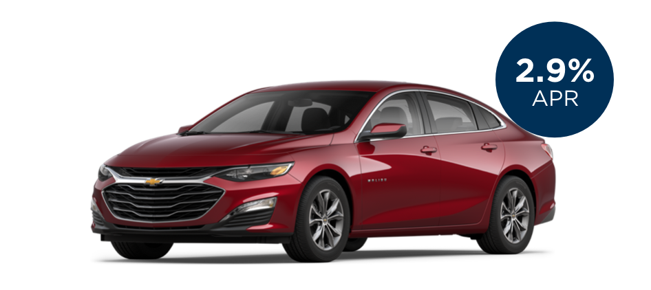 Certified Pre-Owned Chevrolet Malibu with 2.9% APR for 60 Months for  Well-Qualified Buyers
