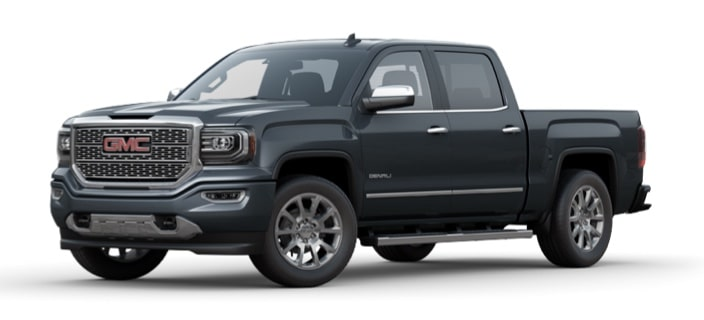 Certified Pre-Owned GMC Sierra HD