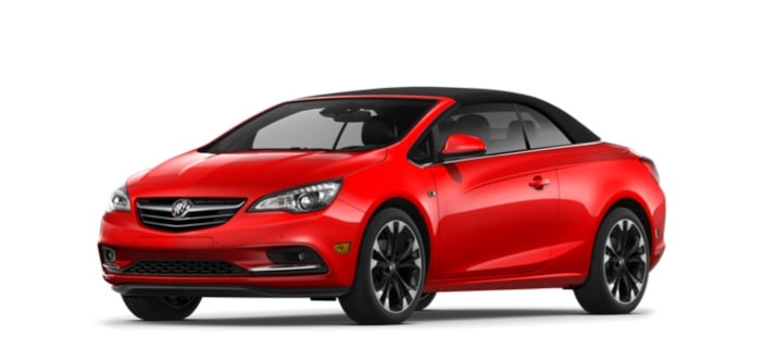 Certified Pre-Owned Buick Cascada
