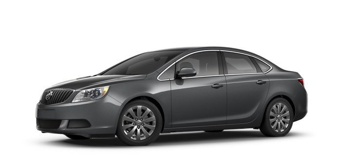 Certified Pre-Owned Buick Verano