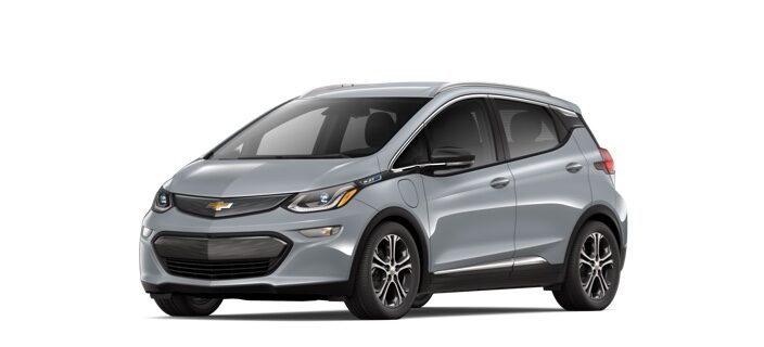 Certified Pre Owned Chevy Bolt Electric Vehicle