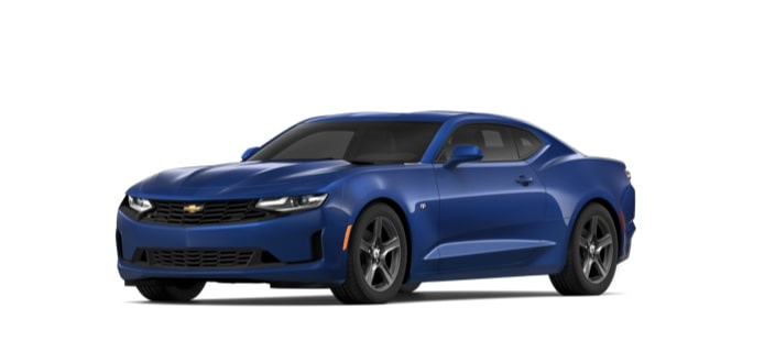 Certified Pre Owned Chevy Camaro Sports Car