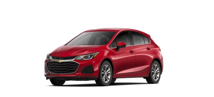 Certified Pre-Owned Chevrolet Cruze