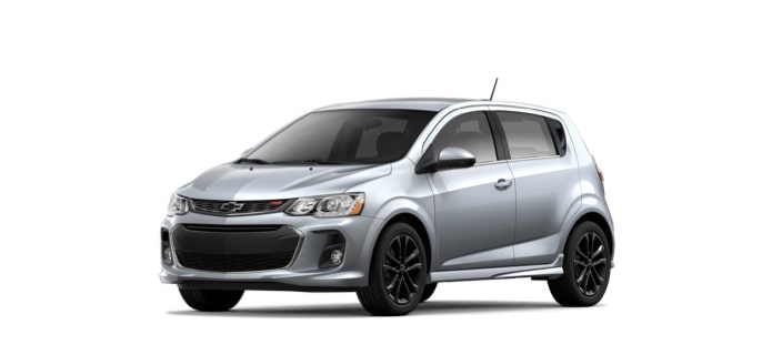 Certified Pre-Owned Chevrolet Sonic