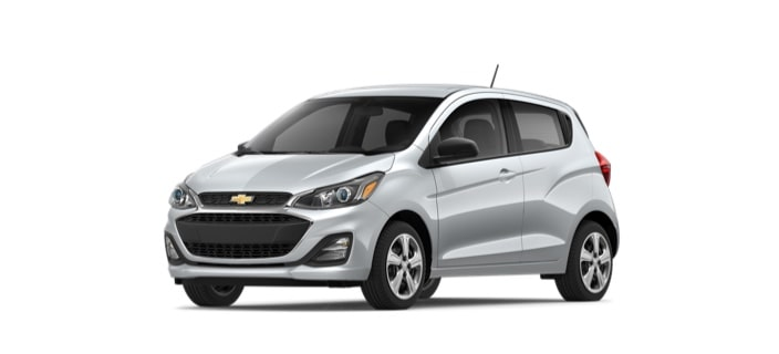 Certified Pre-Owned Chevrolet Spark