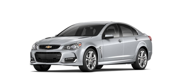 Certified Pre-Owned Chevrolet SS