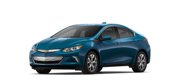 Certified Pre-Owned Volt