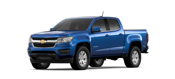 Certified Pre-Owned Chevrolet Colorado