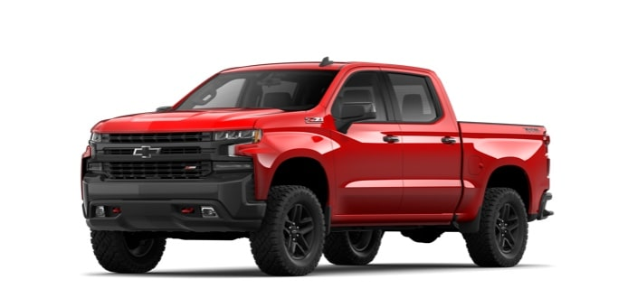 Certified Pre-Owned Chevrolet Silverado 1500