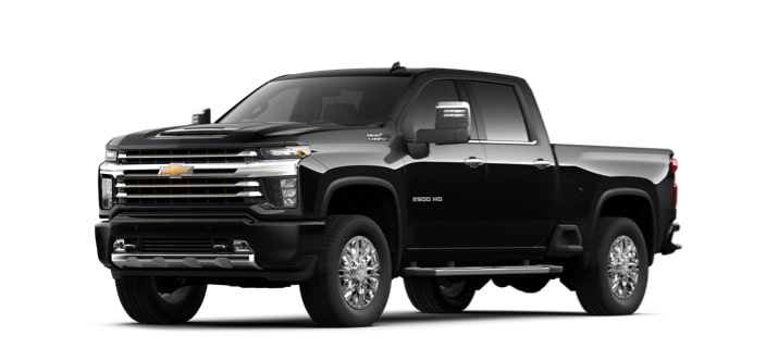 Certified Pre-Owned Chevrolet Silverado HD