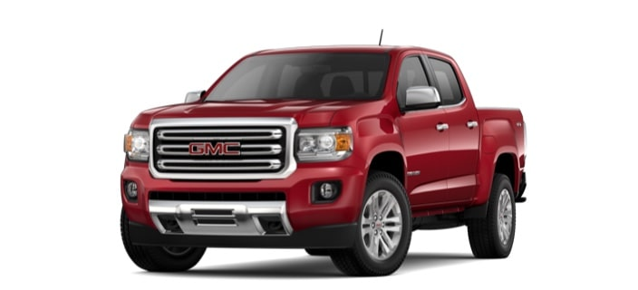Certified Pre-Owned GMC Canyon