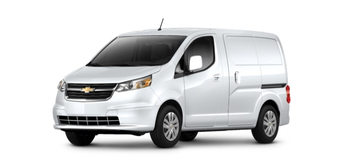 Certified Pre-Owned Chevrolet City Express